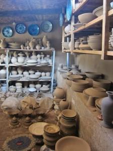 Master Ceramist's Studio