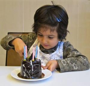 Tiya's Birthday in Gaziantep