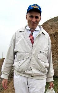 Rustam at Aktepa Yunus-Abad