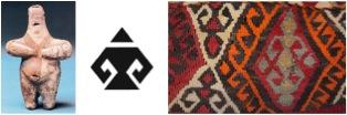 Hands-on-hips motif