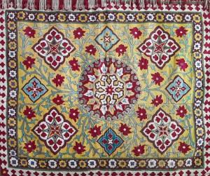 Suzani from Tashkent