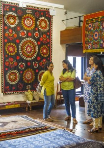 Carpets & Suzanis