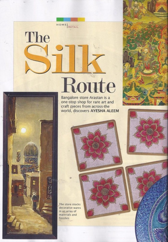 The Silk Route - India Today Home - page 1