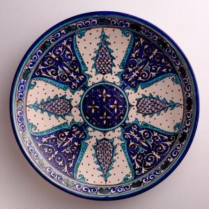Rishtan Pine Cone Platter