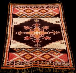 Tazenakht Pendant Carpet