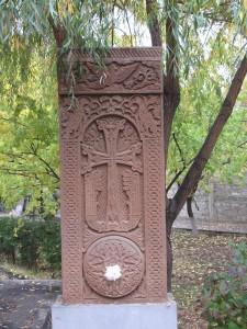 Modern khachkar