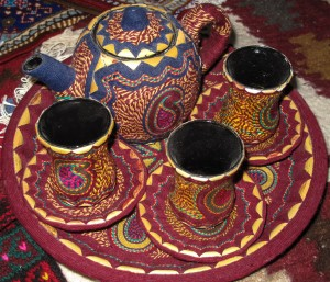 Tea Set from Azerbaijan