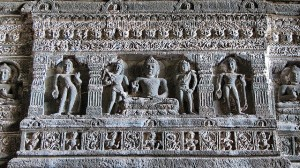 Ancient Temple Carvings at Ajanta and Ellora Caves