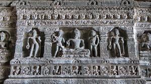 Ancient Temple Carvings at Ajanta and Ellora Caves