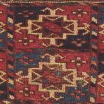 Turkmen Bag Detail