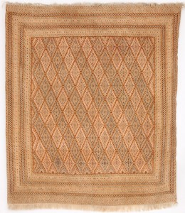 Diamond Lattice Daizangi Kilim