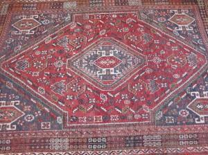My Qashqai rug