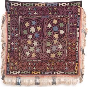 Vintage Kazakh Suzani