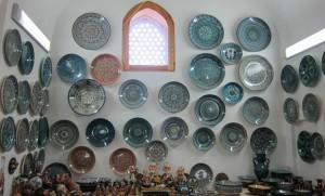 Ceramics in Rishtan