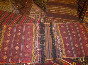 Carpets  and carpet bags