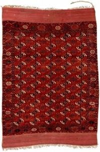 Tekke Turkmen Carpet c1980